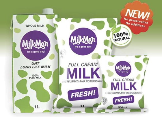 Vital Tomosi's Dairy's MilkMan Launches Fresh Full Cream Milk