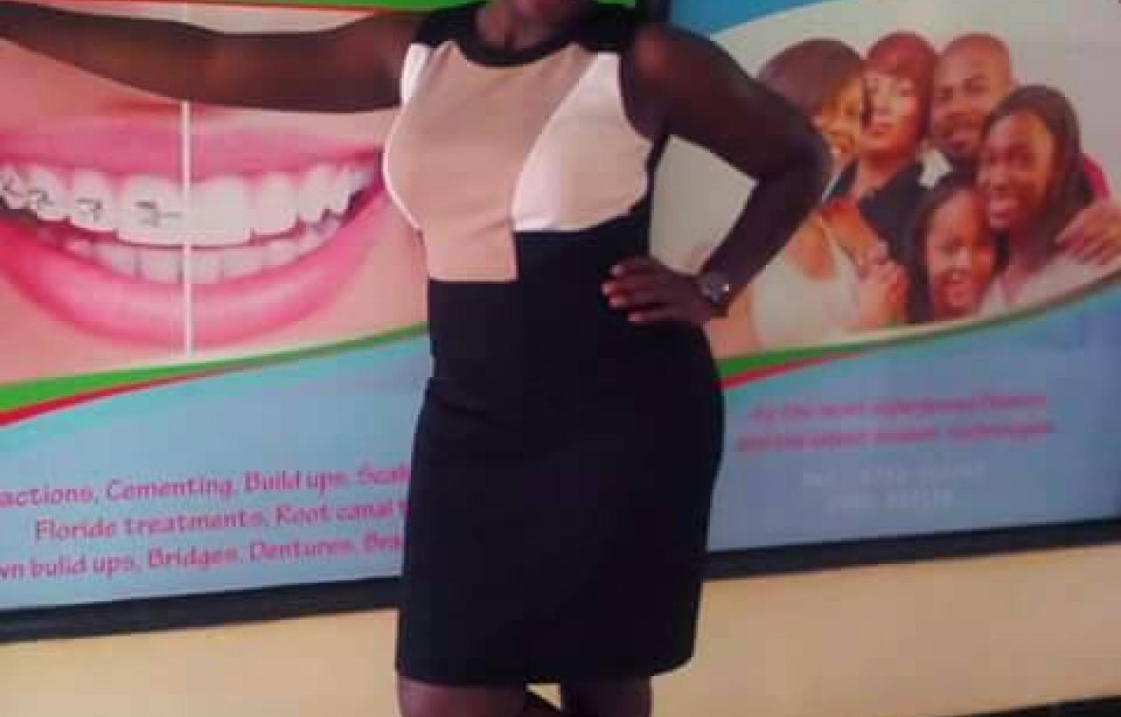 Tomosi Foundation Beneficiary Becomes A Successful Dentist