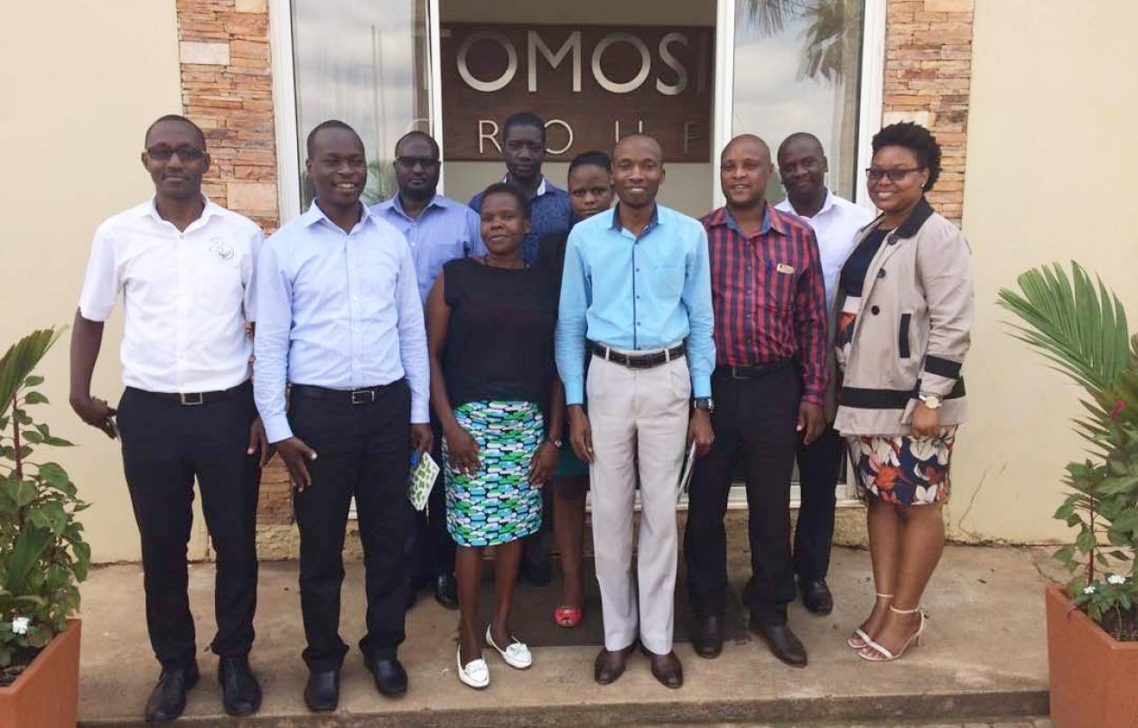 Tomosi Group Gets New Project Officer-Hima Project