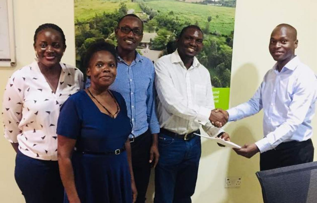 Tomosi Construction Signs 5-Year Contract With Hima Cement