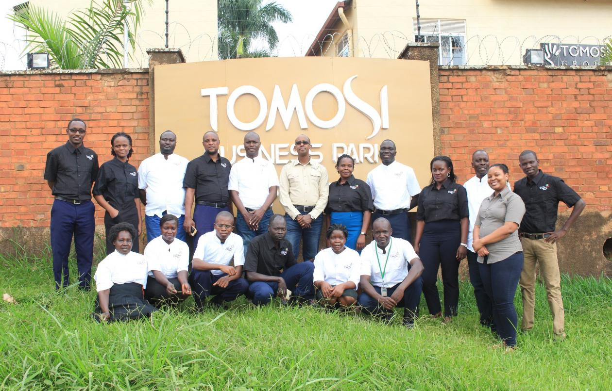 Christmas 2018 At Tomosi Group
